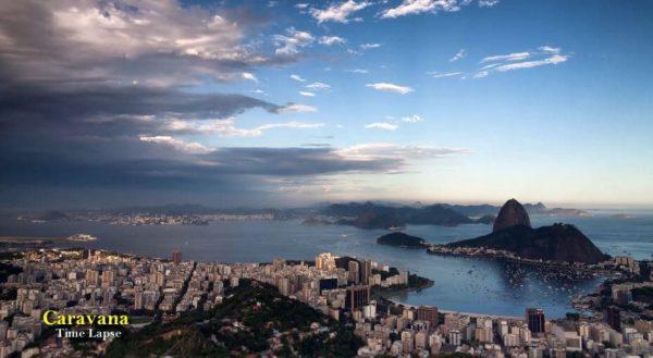 Voyage Rio De Janeiro Time Lapse