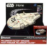 Decouverte Enceinte Bluetooth Star Wars Faucon Millenium