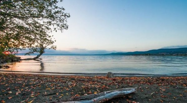Decouverte Lac Bolsena Time Lapse
