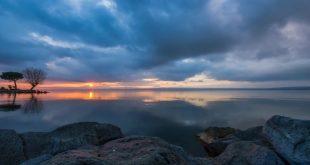 A la découverte du Lac de Bolsena – time lapse