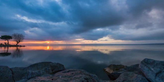 Decouverte Lac Bolsena Time Lapse