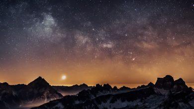 Photo of La beauté des Dolomites à l'hiver et en time lapse