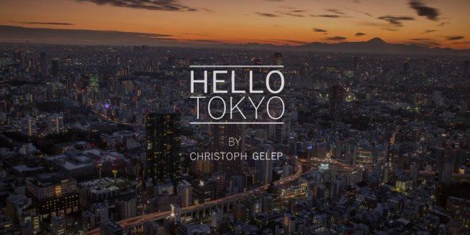 Hello Tokyo Time Lapse