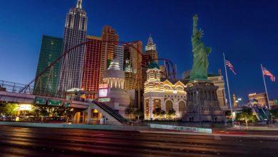 Photo of Las Vegas dans toute sa splendeur