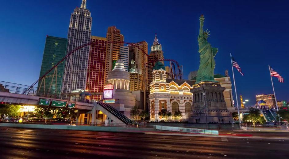 Las Vegas Splendeur Time Lapse