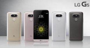 LG G5, tout ce qu'il faut savoir