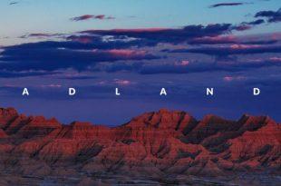 Parc National Badlands Time Lapse 8k