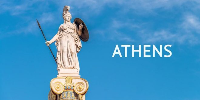 Time Lapse Athenes