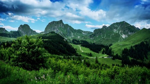Time Lapse Berne Suisse