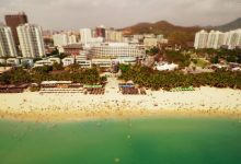 Photo of Time lapse miniature et original sur l'île d'Hainan