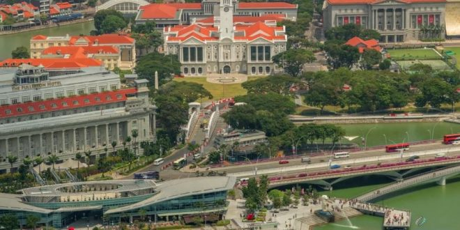 Voyage Singapour Time Lapse Original