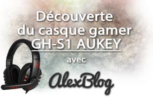 Decouverte Casque Gamer Gh S1 Aukey