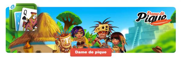 Exoty Jeux Internet Liste Pique
