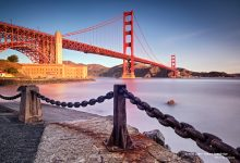 Photo of Le Pont du Golden Gate comme vous ne l'avez jamais vu !