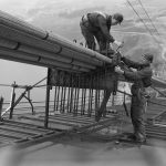 Photographies Pont Golden Gate Construction 1933 1937 12