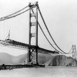 Photographies Pont Golden Gate Construction 1933 1937 17