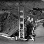 Photographies Pont Golden Gate Construction 1933 1937 2