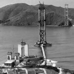 Photographies Pont Golden Gate Construction 1933 1937 7