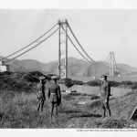 Photographies Pont Golden Gate Construction 1933 1937 9