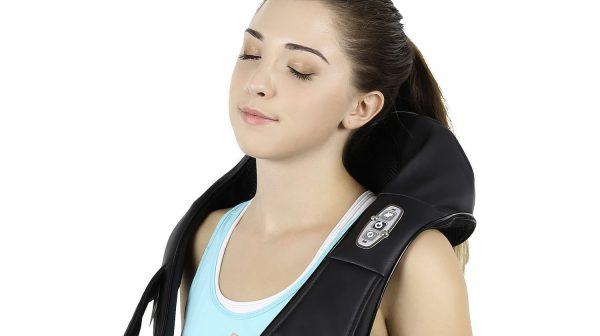 Decouverte Appareile Massage Shiatsu Chauffant Naipo Mgs 150d (1)