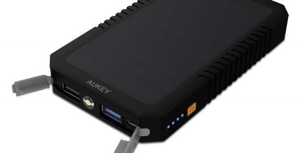 Decouverte Batterie Externe Solaire 12 000 Mah Aukey Pb P8 N Xfra (8)