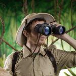 Decouverte Jumelles Binocular 10 X 50 Avantek (4)