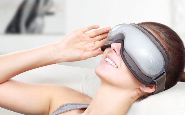 Decouverte Appareil Massage Oculaire Naipo (5)