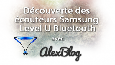 Photo of Découverte des écouteurs Samsung Level U Bluetooth