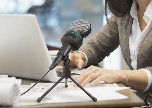 Decouverte Microphone Condensateur Aukey (5)