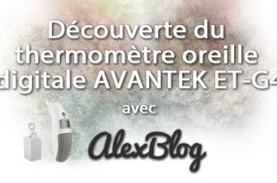 Decouverte Thermometre Oreille Digitale Bebe Enfant Et Adulte Avantek