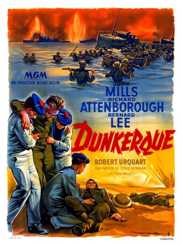 Dunkerque 1958