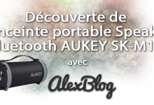 Aukey Enceinte Portable Wireless Speaker Bluetooth