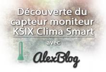 Photo of Découverte du capteur moniteur de température et d'humidité KSIX Clima Smart