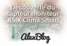 Capteur Moniteur Ksix Clima Smart Temperature Humidite