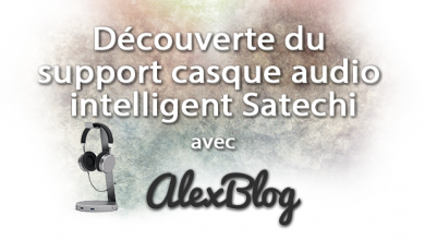 Photo of Découverte du support casque audio intelligent Satechi