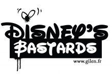 Photo of Quand l'artiste Gilen Bousquet s'amuse en peinture avec Disney : Disney's Bastards