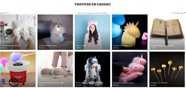 Site Cadeauxfolies Cadeaux Personnalises Qualite