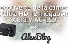 Photo of Découverte de la camera sport 4K Ultra HD 12 mégapixels AUKEY AC-LC2