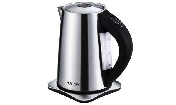 Decouverte Bouilloire Electrique Thermostat Aicok (4)