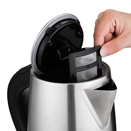 Découverte de la bouilloire électrique à thermostat réglable Aicok
