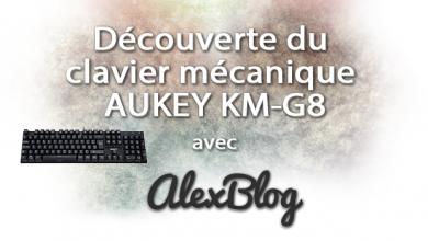 Photo of Découverte du clavier mécanique AUKEY KM-G8 avec 105 touches