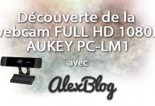 Photo of Découverte de la webcam FULL HD 1080P AUKEY PC-LM1