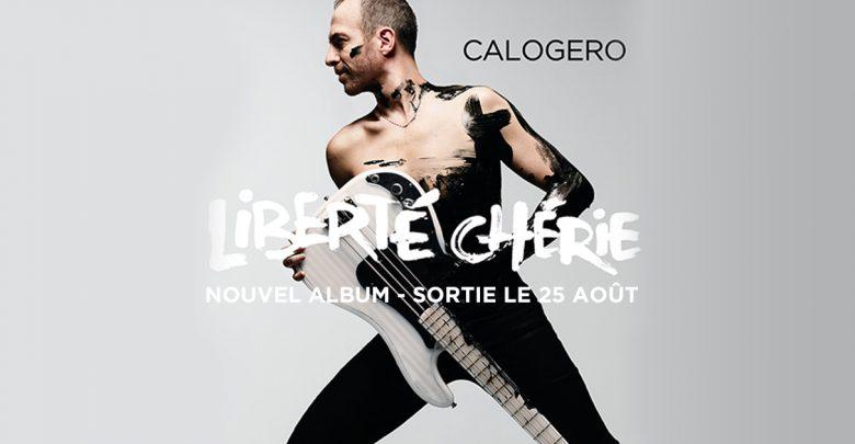 Liberte Cherie Album Calogero