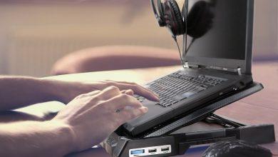 Photo of Découverte du support refroidisseur pour ordinateur portable AUKEY CP-R2