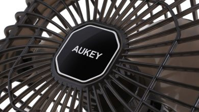 Photo of Découverte du ventilateur USB 7″ AUKEY EF-D01