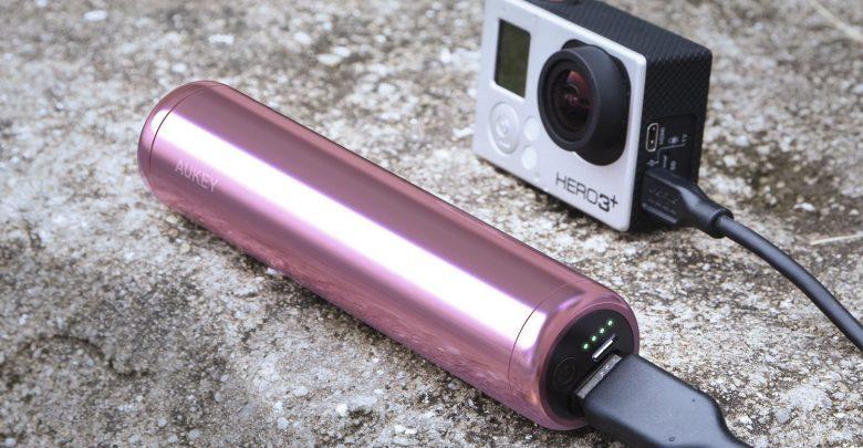 Decouverte Batterie Externe 7000mah Aukey Pb N55 (4)