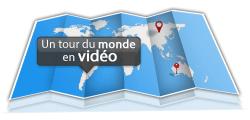 Un tour du monde en vidéo sur AlexBlog !