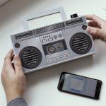 Enceinte Bluetooth Thumbsup Boombox Diy (7)