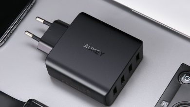 Photo of Découverte du chargeur USB 40W AUKEY PA-U48