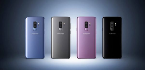 Samsung Galaxy S9 Colours 696x435